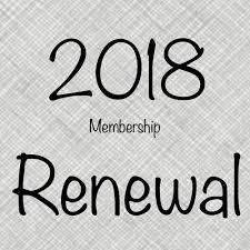 Membership Renewal 2