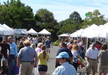 The Westhampton Beach Farmers' Market