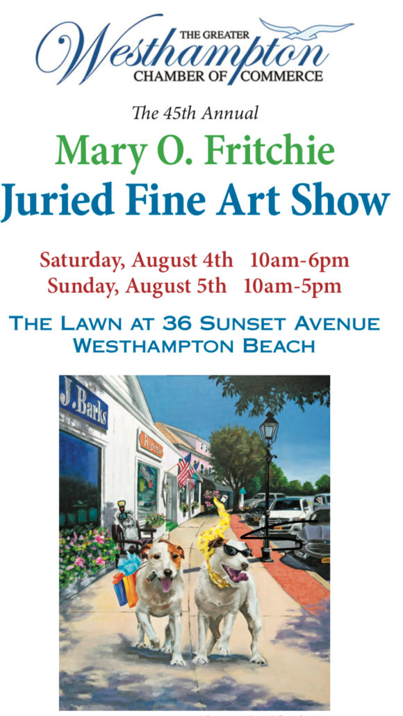 The 45th Annual Mary O. Fritchie Juried Fine Art Show