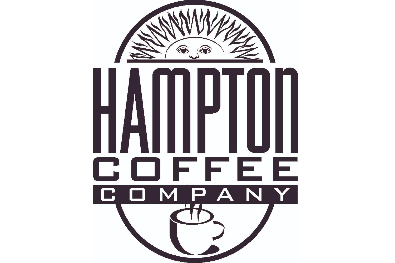hampton coffee logo