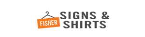 fisher signs logo