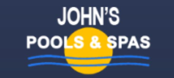john's pools logo